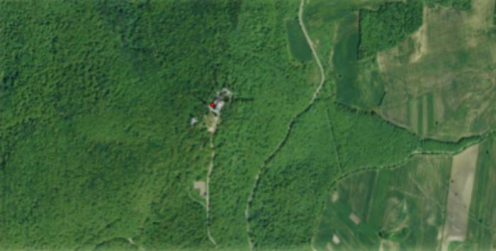 Monte Sambuco - Motta